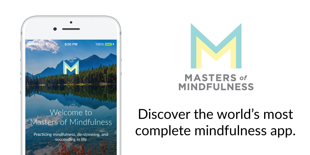 Masters of Mindfulness Banner